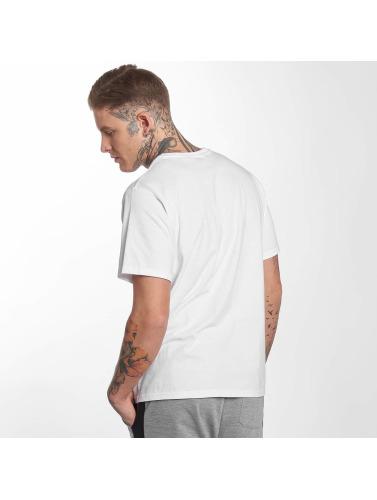 Lonsdale London Hombres Camiseta Plysj In Blanco anbefaler rabatt rabatter for salg bla billig pris iA8ykNTkr