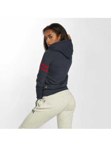 Lonsdale London Damen Hoody London Epworth in blau