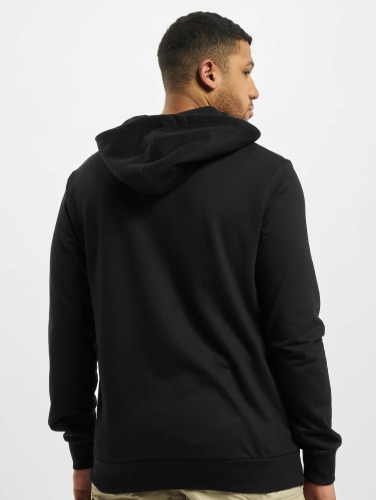 Lonsdale London Herren Hoody Tadley in schwarz
