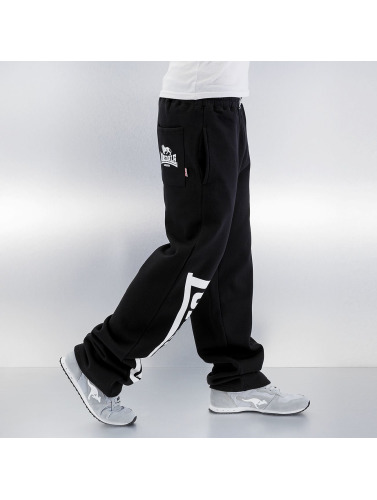 Lonsdale London Herren Jogginghose Rafty in schwarz