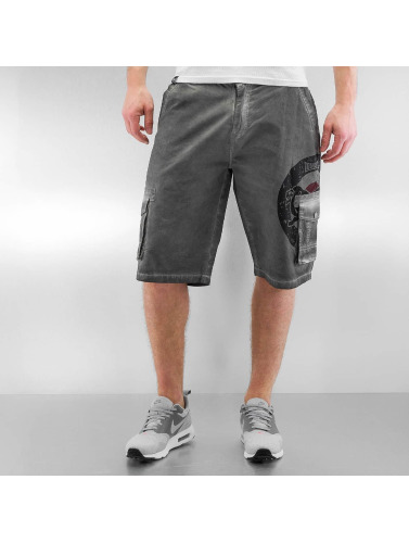 Lonsdale London Herren Shorts Dundrennan in grau