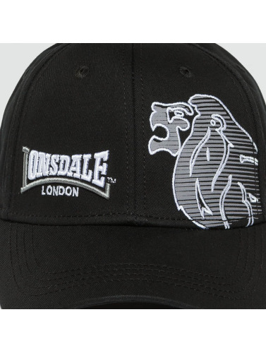 Lonsdale London Snapback Cap London Radley in schwarz