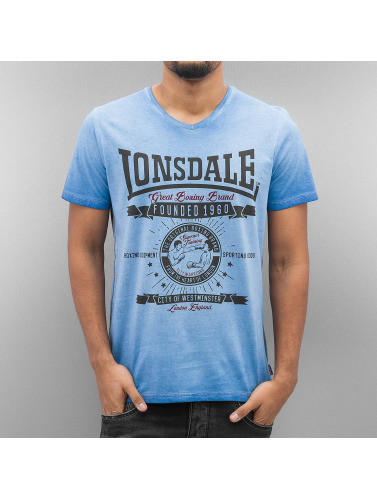 Lonsdale London Herren T-Shirt Peebles in blau