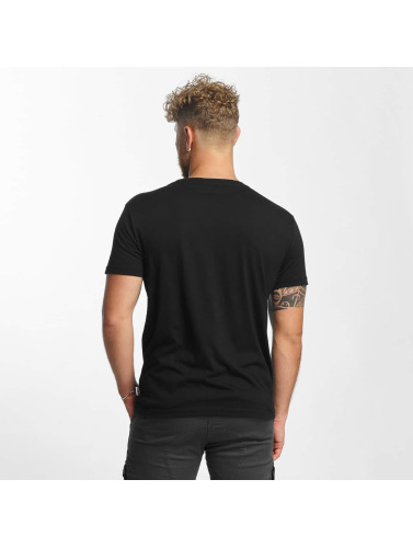 Lonsdale London Herren T-Shirt Caol in schwarz