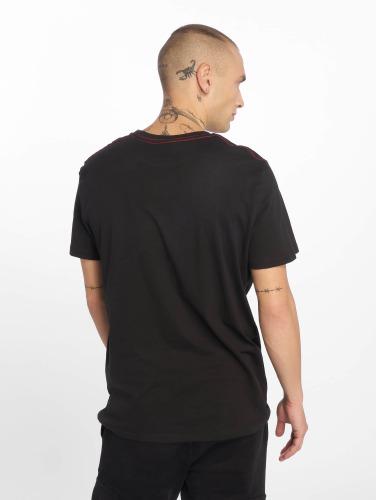 Lonsdale London Herren T-Shirt Two Tone in schwarz