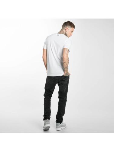 Lonsdale London Herren T-Shirt Creaton in weiß