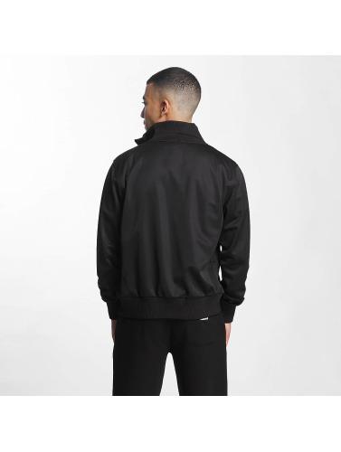 Lonsdale London Herren Übergangsjacke Alnwick Tricot in schwarz