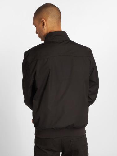 Lonsdale London Herren Übergangsjacke Harrington in schwarz