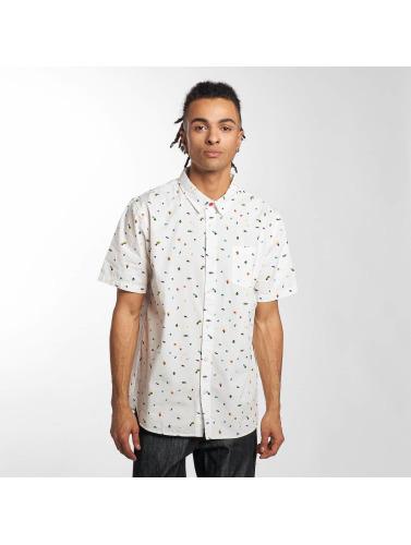 LRG Hombres Camisa Infinite Blox in blanco