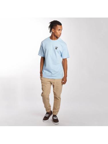 LRG Hombres Camiseta Logo Plus in azul