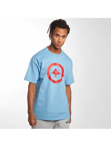 LRG Hombres Camiseta Cycle Logo in azul