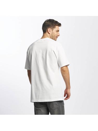 LRG Hombres Camiseta Logo Plus in blanco