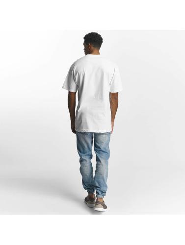 LRG Hombres Camiseta J171110 in blanco