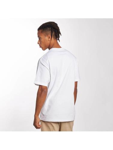 LRG Hombres Camiseta Tech Triangles in blanco