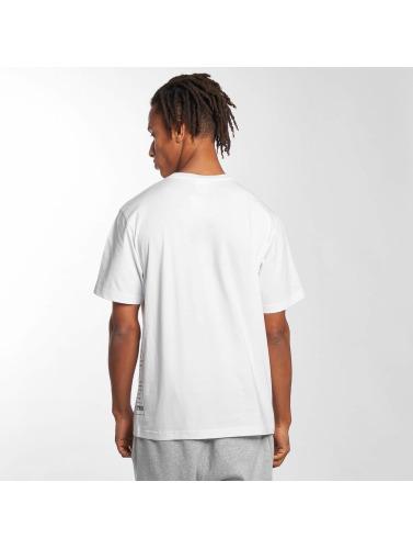 LRG Hombres Camiseta The Blueprint in blanco