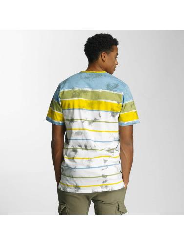 LRG Hombres Camiseta Topper Pocket in colorido
