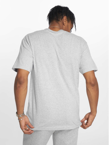 LRG Hombres Camiseta Cycle Logo in gris