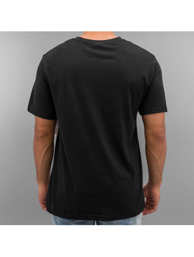 LRG Hombres Camiseta Reasearch Collection Archive in negro