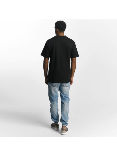 LRG Hombres Camiseta Forward Icon in negro