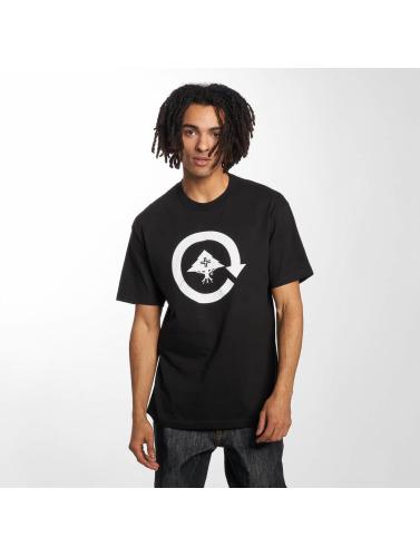 LRG Hombres Camiseta Cycle Logo in negro