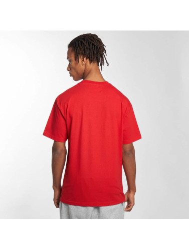 LRG Hombres Camiseta Forward Icon in rojo