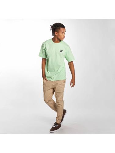 LRG Hombres Camiseta Logo Plus in verde
