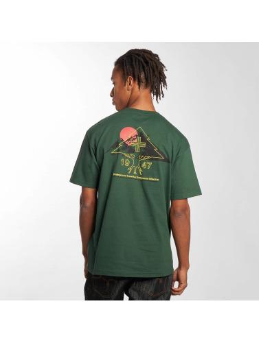 LRG Hombres Camiseta Adventure Time in verde