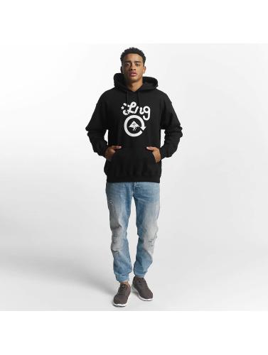 LRG Herren Hoody Cycle Logo in schwarz