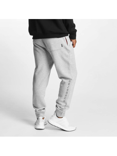 LRG Herren Jogginghose Research Collection Two Knit in grau