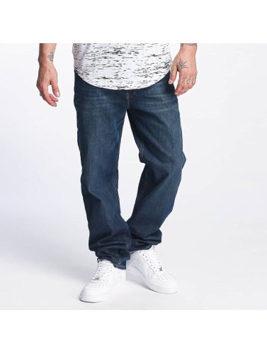 Lrg Herren Loose Fit Jeans Rc C47 In Blau
