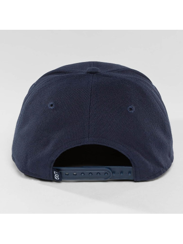 LRG Snapback Cap Collection in blau