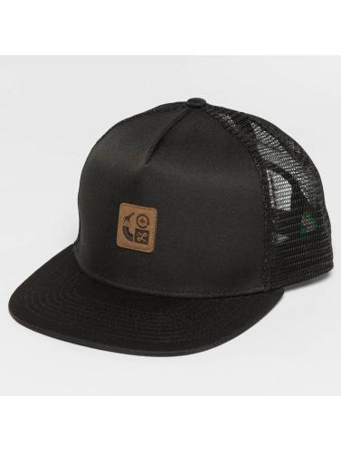 LRG Snapback Cap Icons Trucker in schwarz