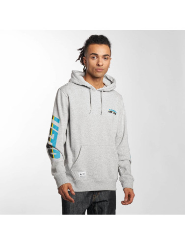 Lifted in Hombres Sudadera Triple LRG gris wtxI0ZYqq