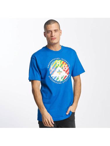 LRG Herren T-Shirt Colors United in blau