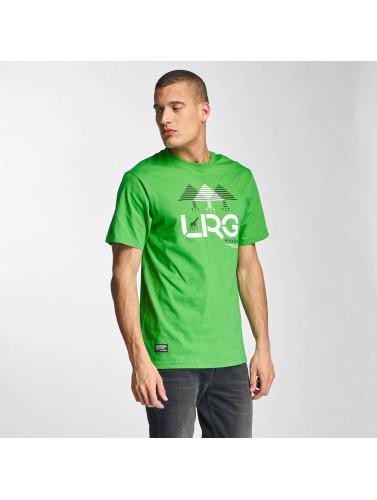 LRG Herren T-Shirt Illusion in grün