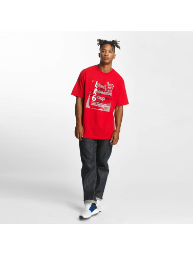 LRG Herren T-Shirt Tag in rot