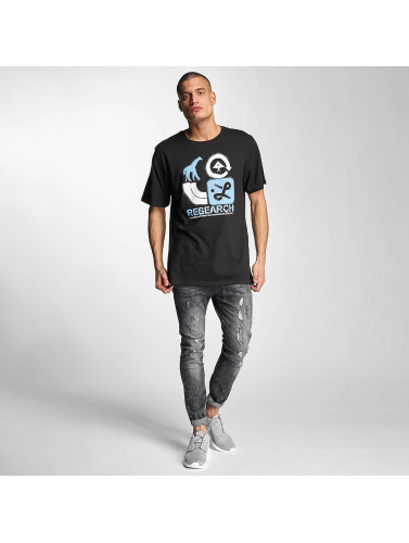 LRG Herren T-Shirt Spray Away in schwarz