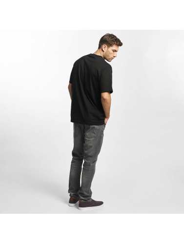 LRG Herren T-Shirt The Grid in schwarz