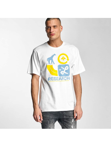 LRG Herren T-Shirt Spray Away in weiß