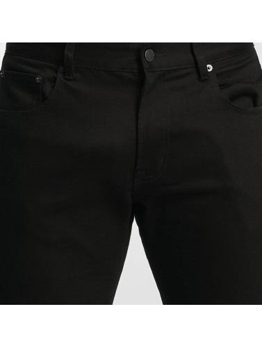 Vaqueros Research Hombres Collection in negro LRG rectos STCZqFxw