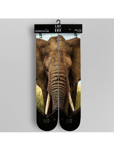 LUF SOX Calcetines Elephant in colorido