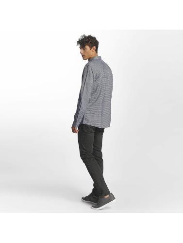 Mavi Jeans Herren Hemd One Pocket in indigo