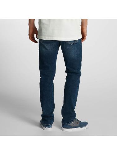 Mavi Jeans Hombres Jeans ajustado Yves in azul