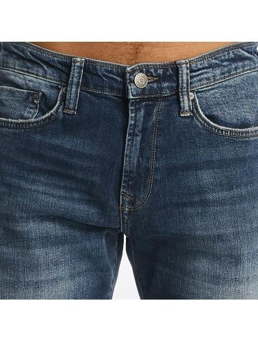 Mavi Jeans Hombres Jeans ajustado Marcus in azul