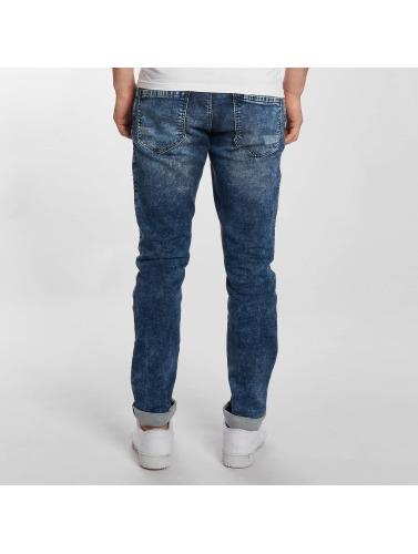 Mavi Jeans Hombres Jeans ajustado Jim Biker in azul