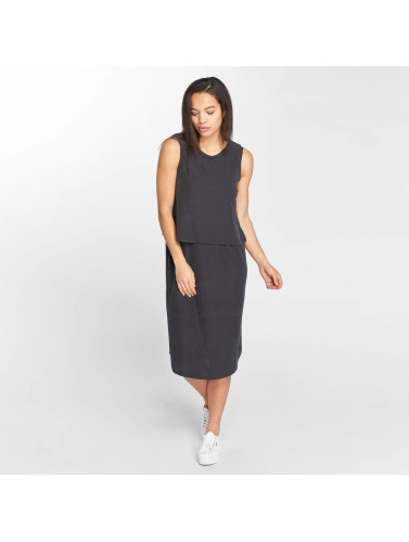 Mavi Jeans Damen Kleid Sleeveless in schwarz