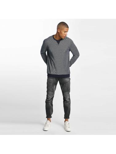 Mavi Jeans Herren Pullover Milian in blau