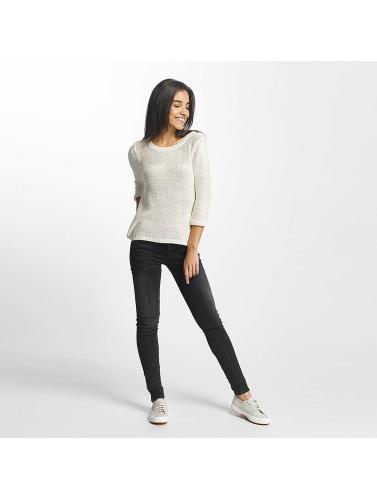 Mavi Jeans Damen Pullover Mary in weiß