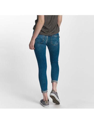 Mavi Jeans Damen Skinny Jeans Lexy Mid Rise Super in blau