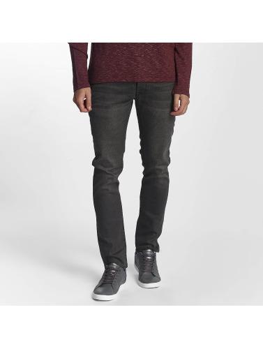 Mavi Jeans Herren Skinny Jeans Yves in grau